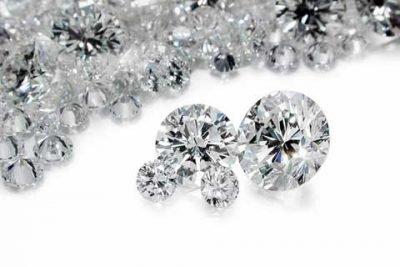 exportations indiennes diamant
