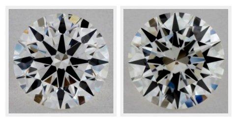 prix diamant par carat 2 pierres