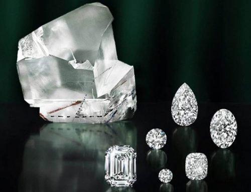 Lesedi La Rona – voici les premiers diamants taillés