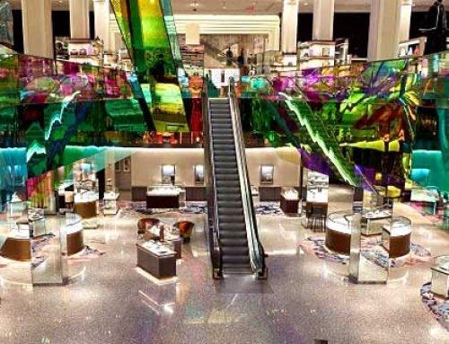 The Vault – le nouvel espace de luxe de Saks Fifth Avenue