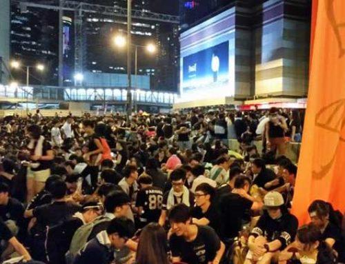 Hong Kong : les troubles sociaux nuisent au commerce de détail