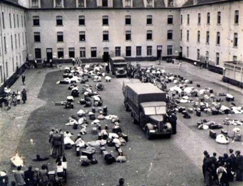 Kazerne Dossin Mémorial et musée de l'Holocauste à Malines