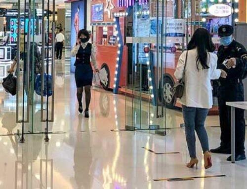 Réaménager son magasin pour que les clients se sentent en sécurité