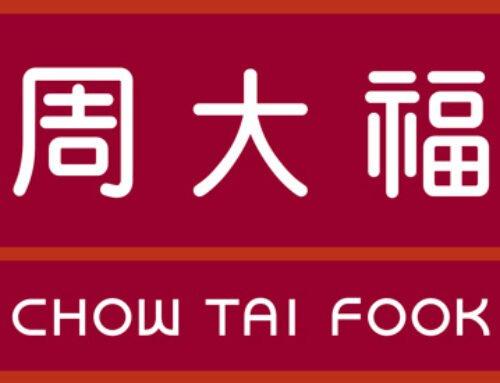 Le renouveau chinois propulse Chow Tai Fook dans la bonne direction