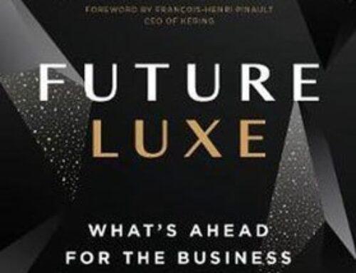 Industrie du luxe: perspectives favorables selon un nouveau livre