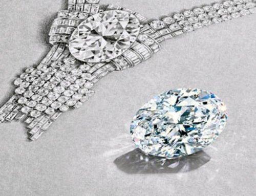Tiffany veut proposer son diamant le plus cher de tous les temps