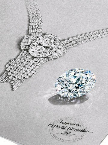 Tiffany diamant cher