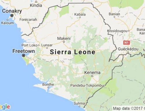 Des sociétés diamantaires belges investissent dans une mine au Sierra Leone